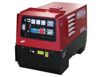 generatori mosa motosaldatrici e gruppi elettrogeni mosa