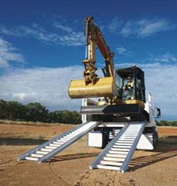 Scale telescopiche e rampe da carico in alluminio vendita for Rampe da carico usate